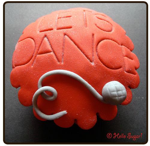 Let's Dance Cupcakes