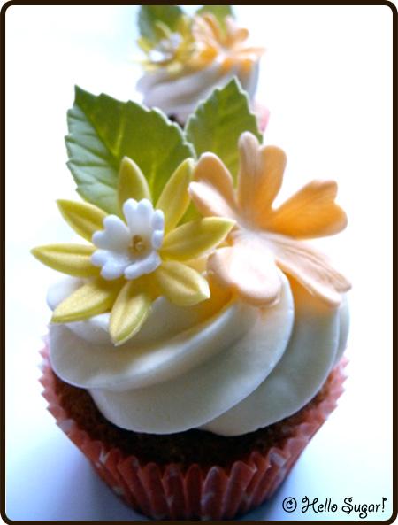 amarula cream cupcakes