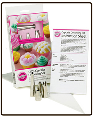 wilton decorating kit
