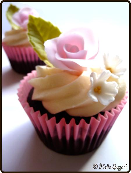 vegan cupcakes | Hello Sugar