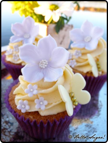 Baileys cappuccino cupcakes