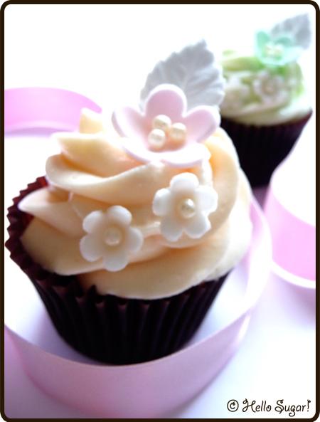 cupcakes till dop