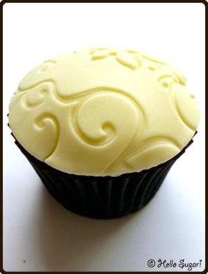 täcka cupcakes med sugarpaste 5