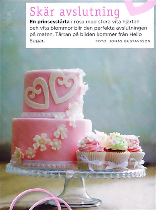 hello sugar tårta och cupcakes i amelia brud och bröllop 2010