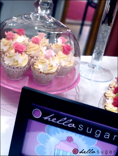 cupcakes och tårtor bröllopsmässan grand hotell 2010